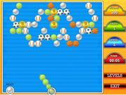 Golden ball shooter spiele online